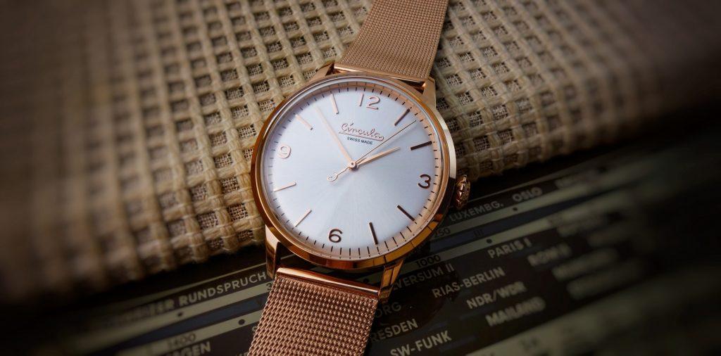 Circula 1955 Vintage Uhr 50s Heritage