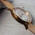 Gewölbtes K1 Mineralglas Retro Vintage Uhr