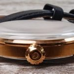 Gewölbtes Mineralglas Hesalitglas Uhr Saphirglas Junghans Sternglas Circula
