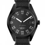 Werenbach mach_33_42mm_black_sport_black_grey_natostrap_transparent