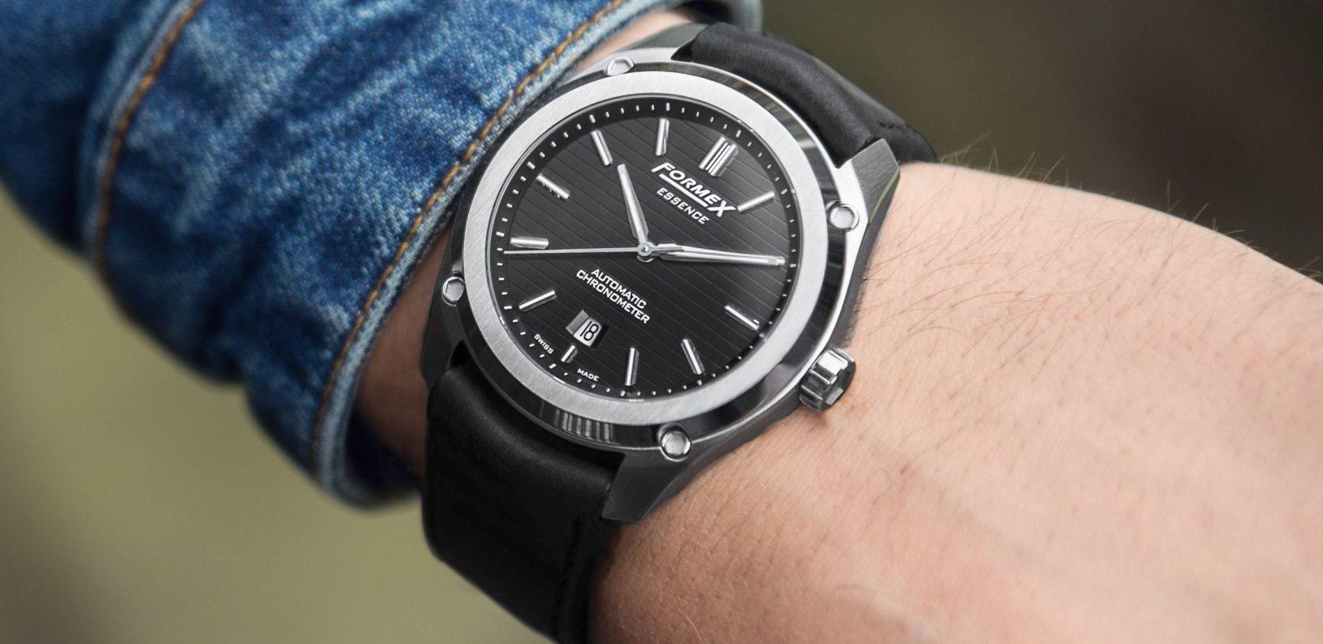 Formex Essence Chronometer Swiss Made