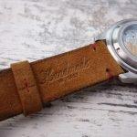 Handmade in italy Lederband Uhr