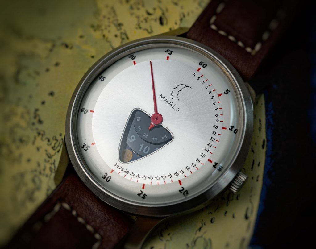 MAALS Watches Jump Over the Moon Uhr Indiegogo