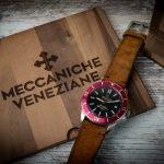 Meccaniche Veneziane Holz Box