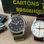 Nato Bänder für Militäruhren