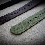 Premium Nato Band Watchbandit WB-Original Sicherheitsgurt