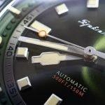 Spinnaker Bradner Retro_Taucher Uhr