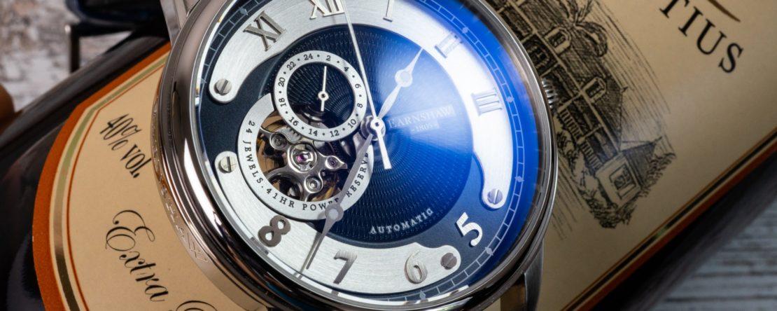 Thomas Earnshaw Uhr Precisto Longitude ES-8803