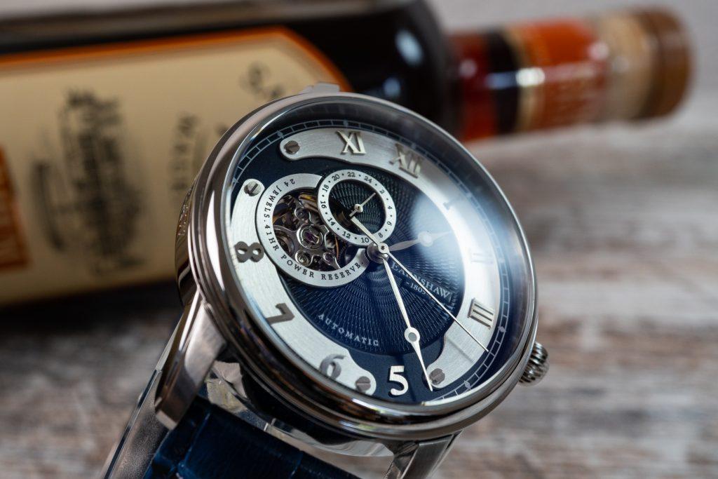 Thomas Earnshaw Uhr Precisto Longitude ES-8803 Armbanduhr Test