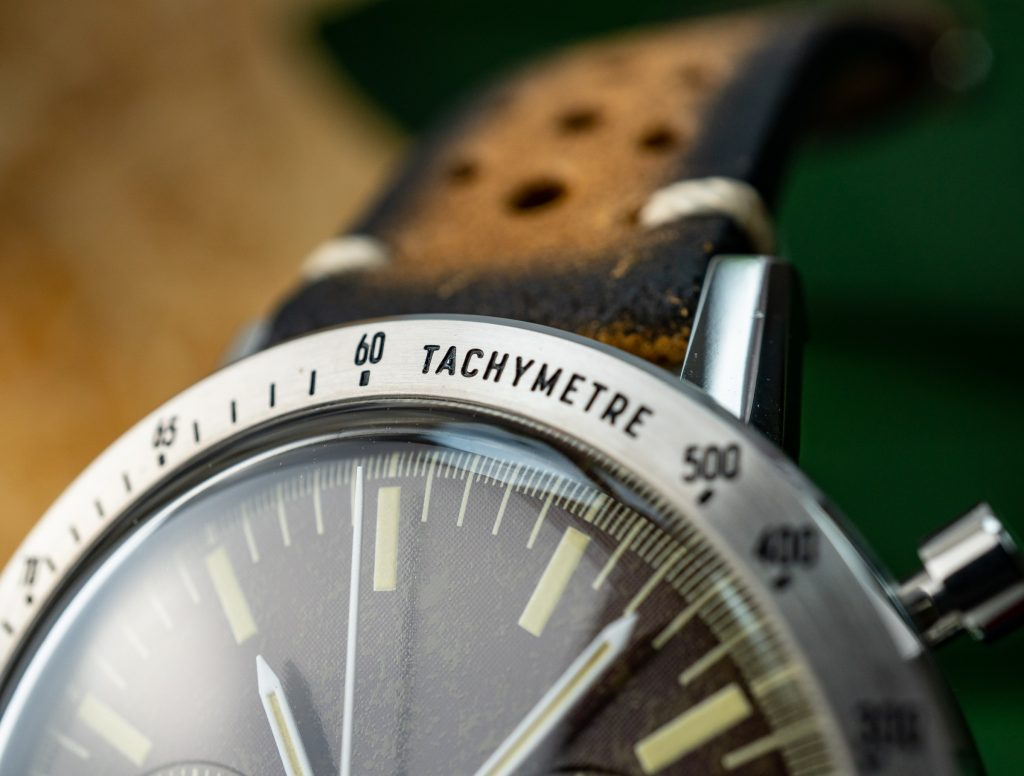 UNDONE Chronograph Tachymetre verblasst