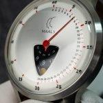 Uhr im Tacho Stil MAALS