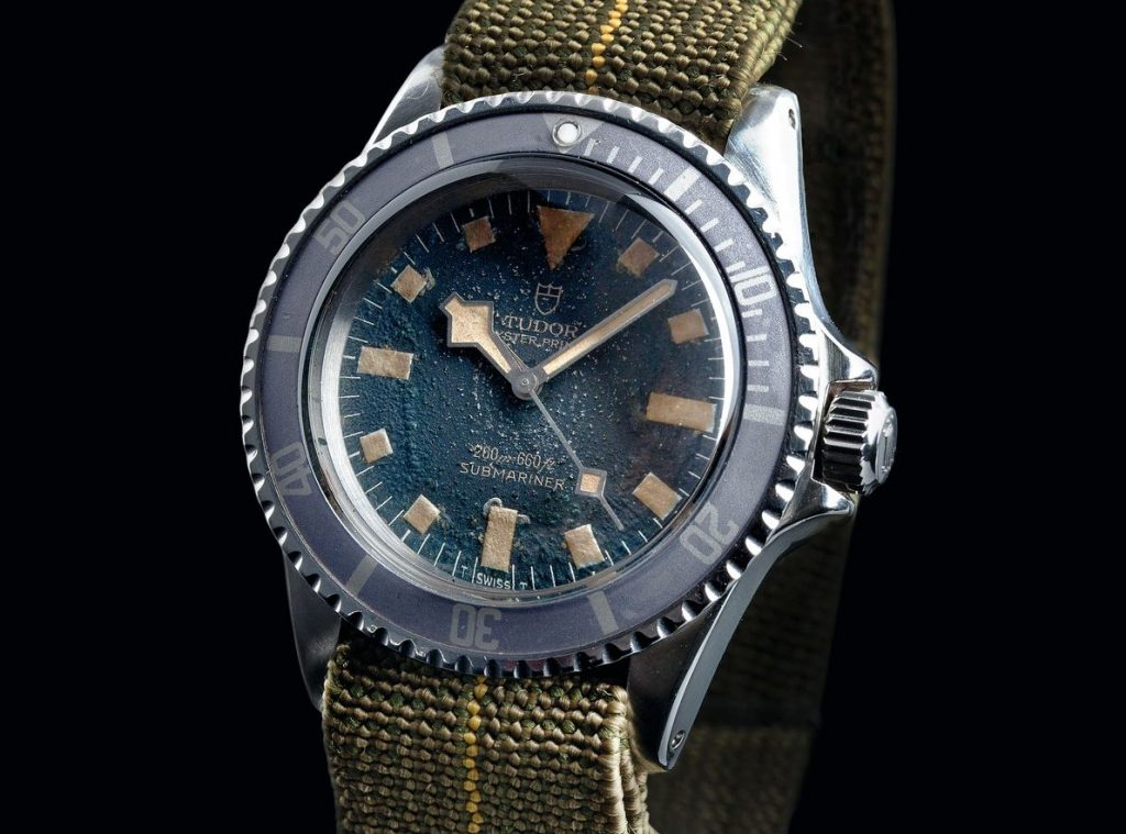 1977_tudor_oyster_prince_submariner_marine_nationale