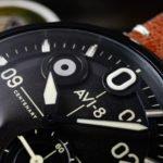 AVI8 Centenary 1960s Tachometer-Uhr