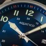 Aquatico Blue Angels Uhr Test Review