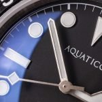 Aquatico Uhren Diver