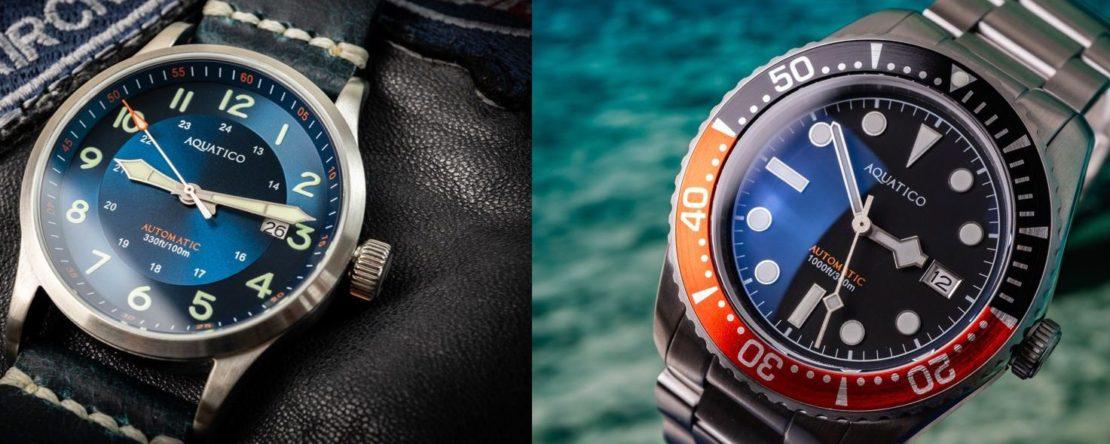 Aquatico Uhren Test Review