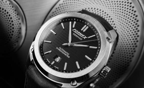 FORMEX Essence Automatic Chronometer Kickstarter 2018