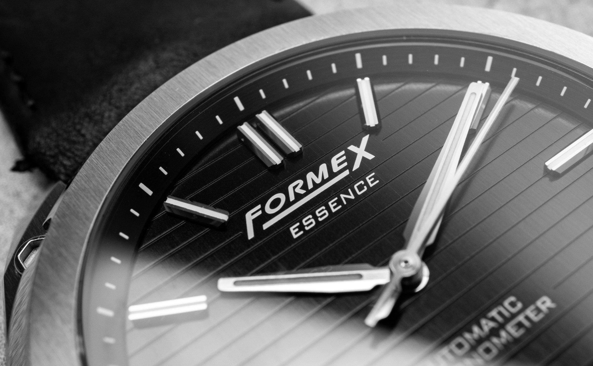 FORMEX Essence Automatik Chronometer Kickstarter