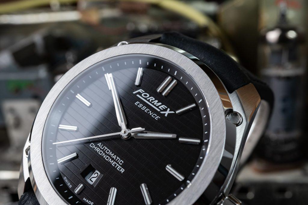 FORMEX Essence Automatik Test Chronometer