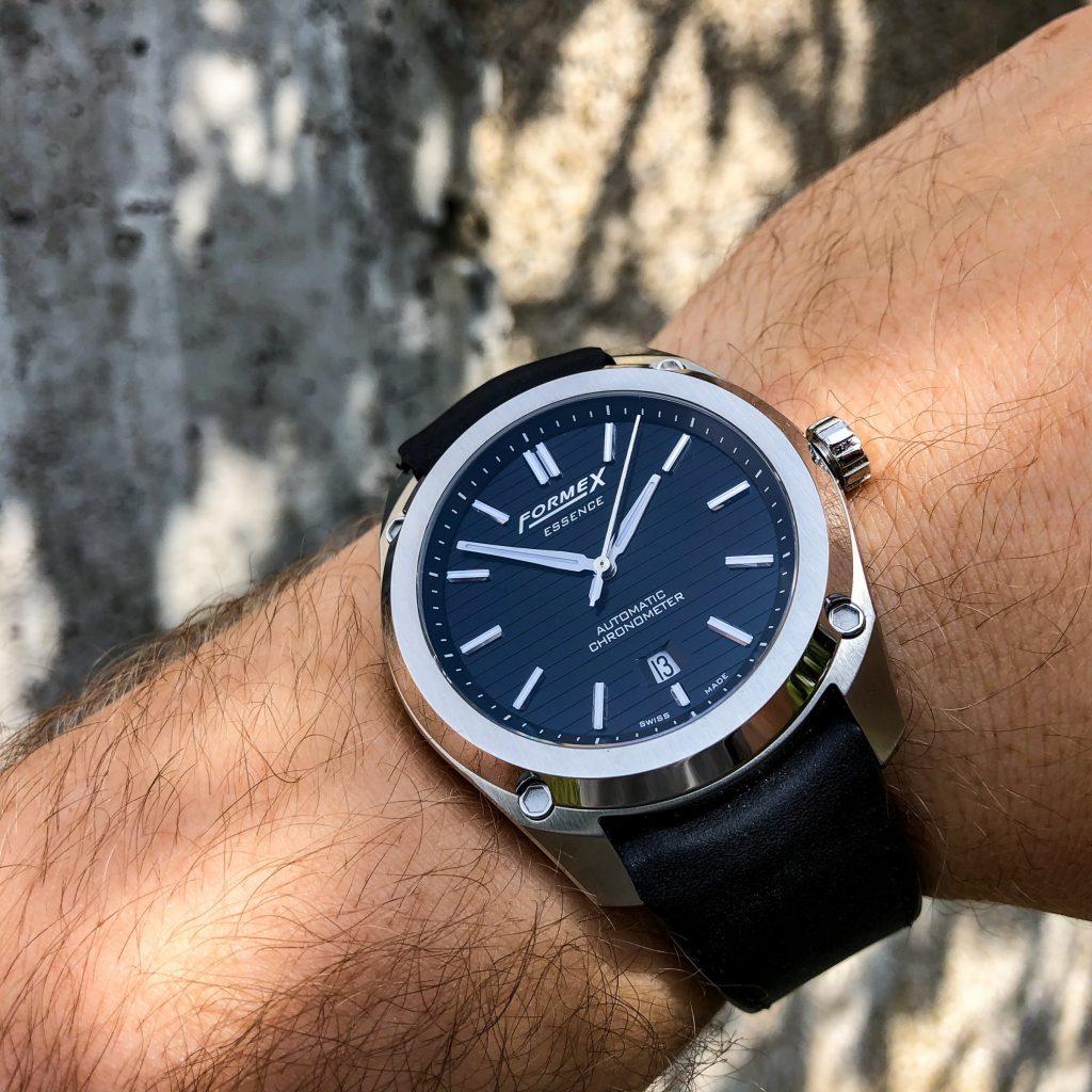 FORMEX Essence Chronometer Wristshot