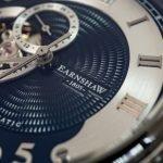 Guillochiertes Zifferblatt Uhr