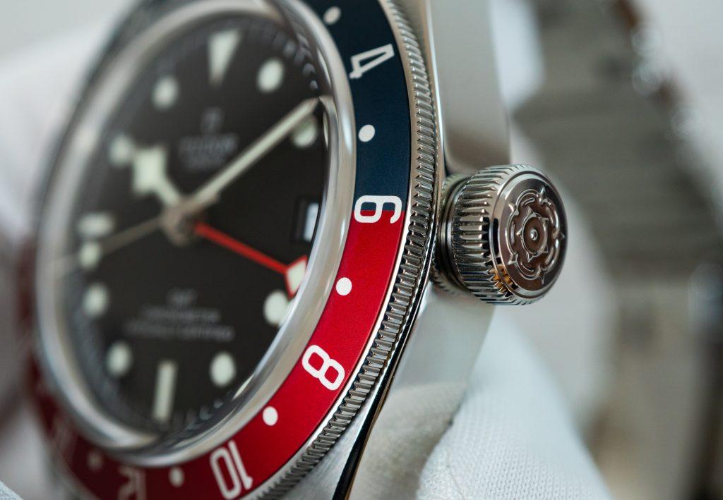 Pepsi-Lünette Tudor GMT