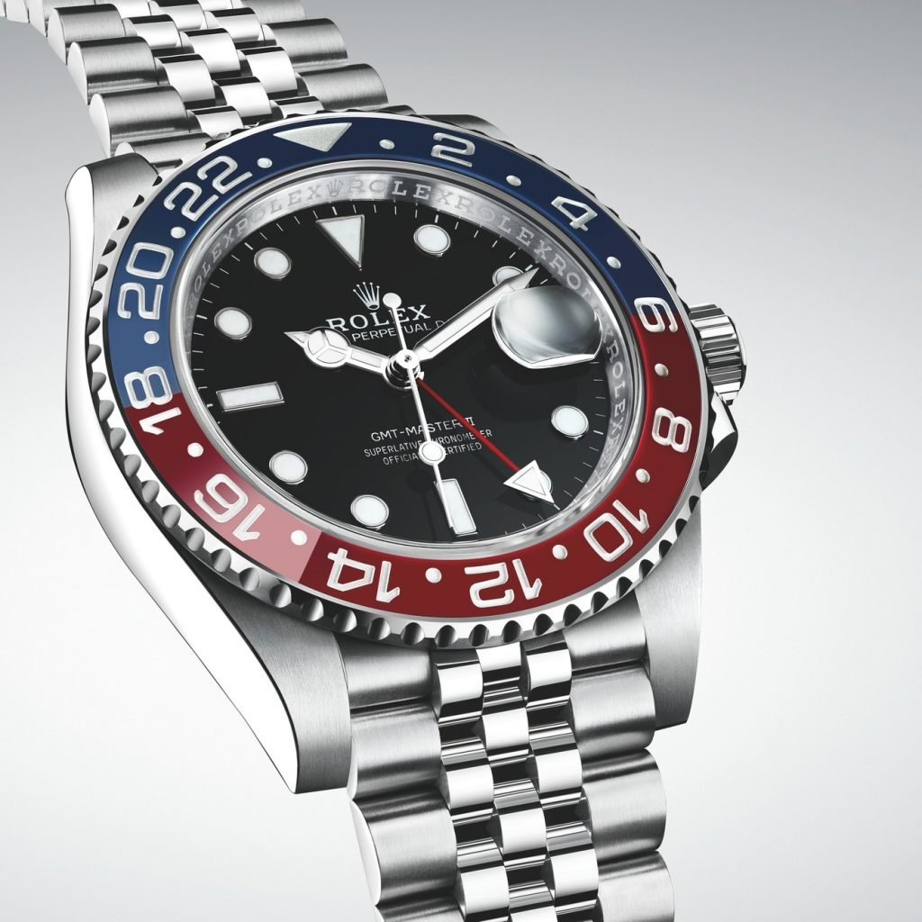 Rolex GMT Master II Baselworld 2018 M126710BLRO