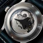 Seiko NH35A Aquatico Uhr