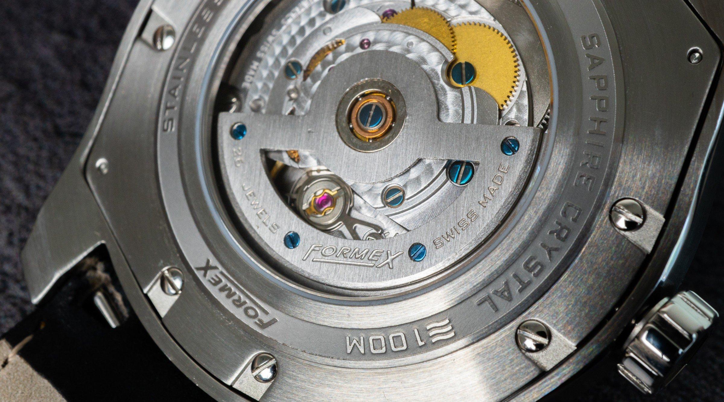 Sellita Chronometer Automatic Formex