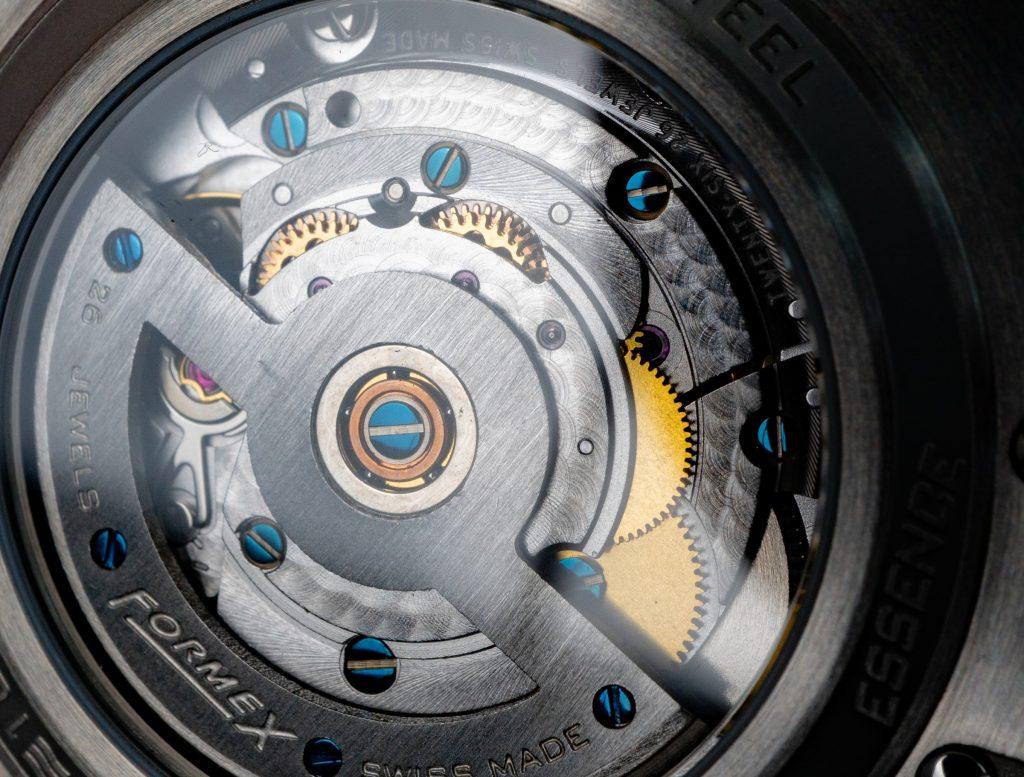 Sellita Chronometer Formex Automatic Uhr