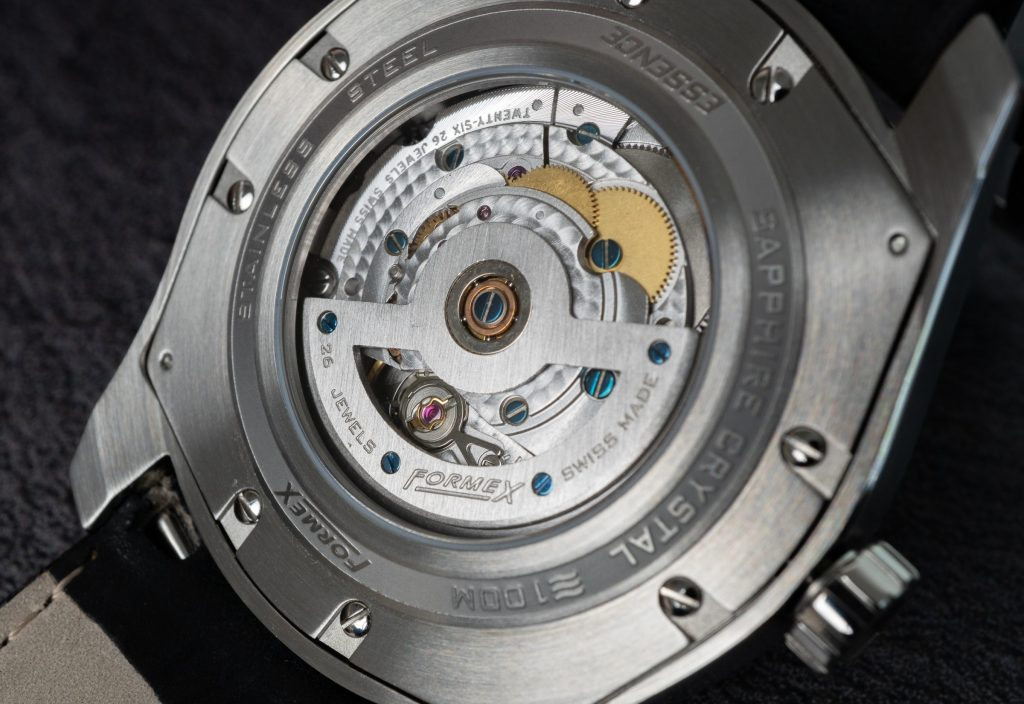 Sellita SW200 Chronometer FORMEX