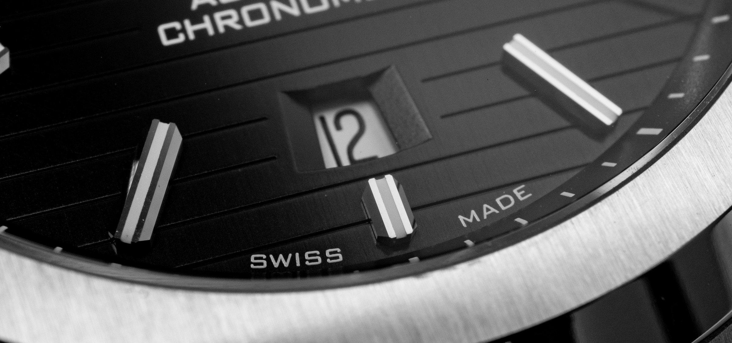 Swiss Made Automatik Chronometer FORMEX Essence