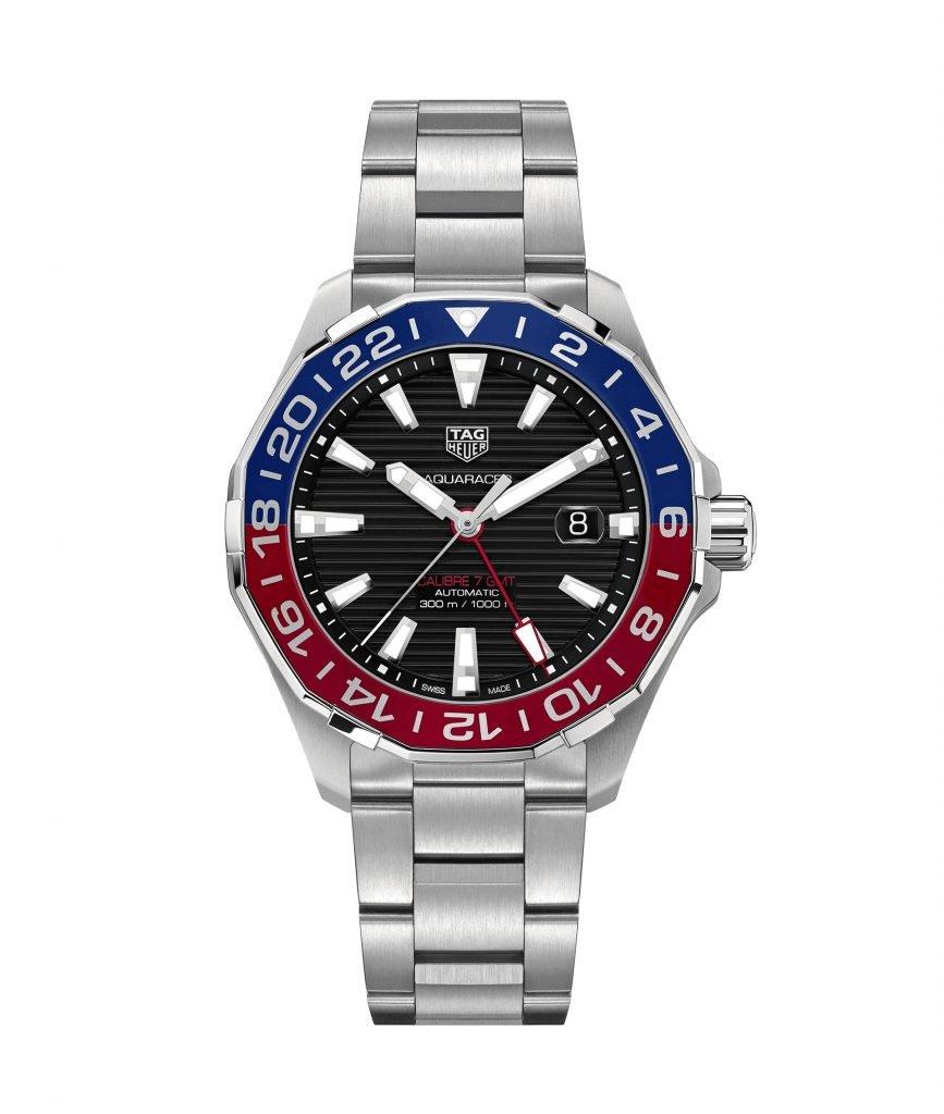 TAG Heuer Aquaracer GMT Pepsi