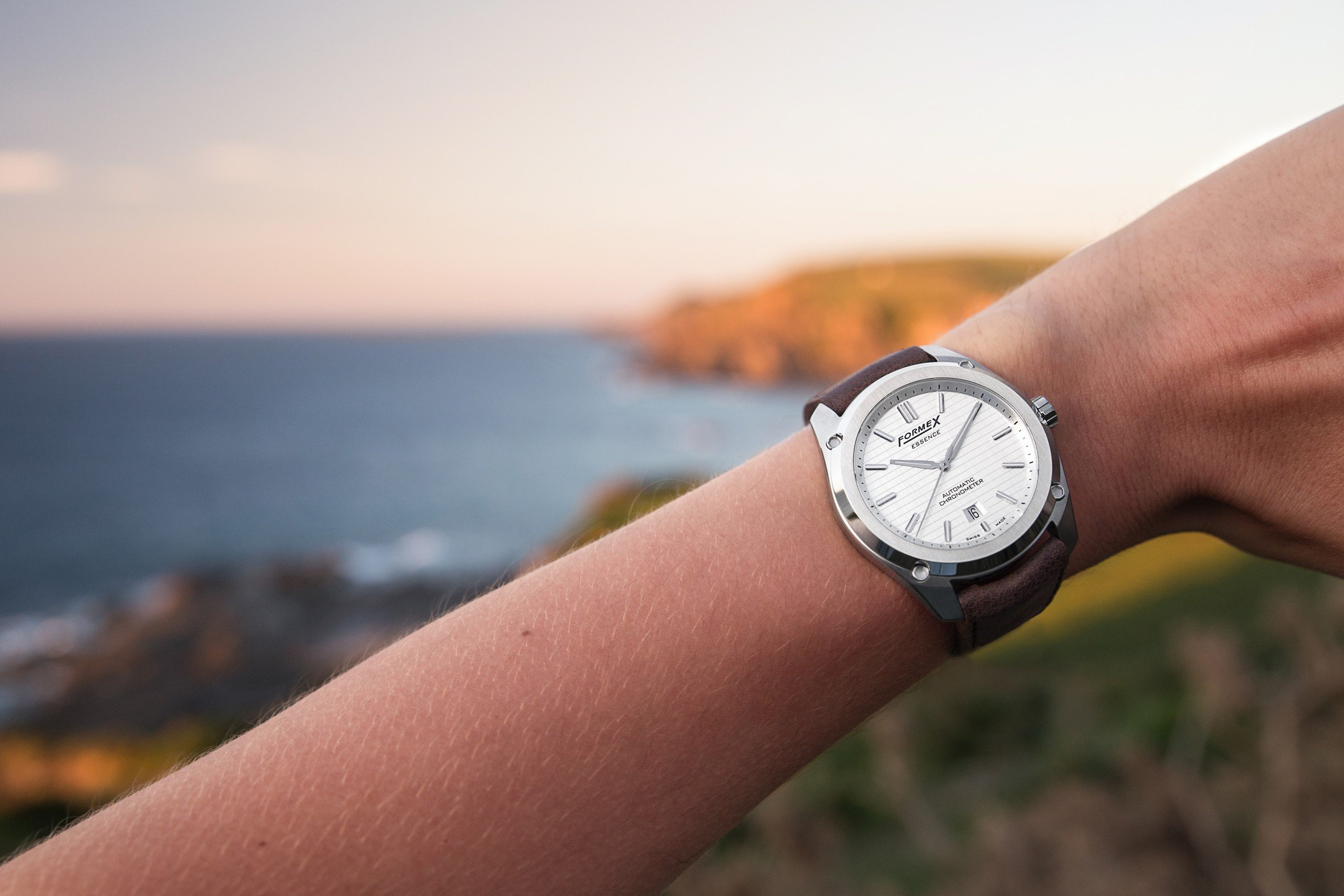 Test Formex Essence Automatic Chronometer Silver 4