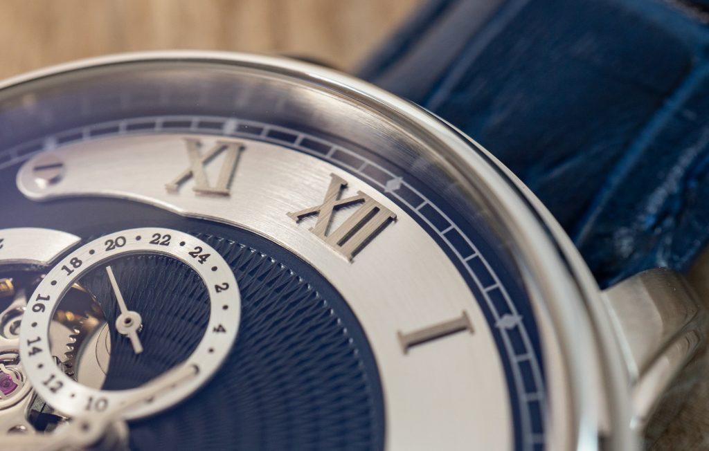 Thomas Earnshaw Uhr Precisto Longitude ES-8803 Römische Ziffern