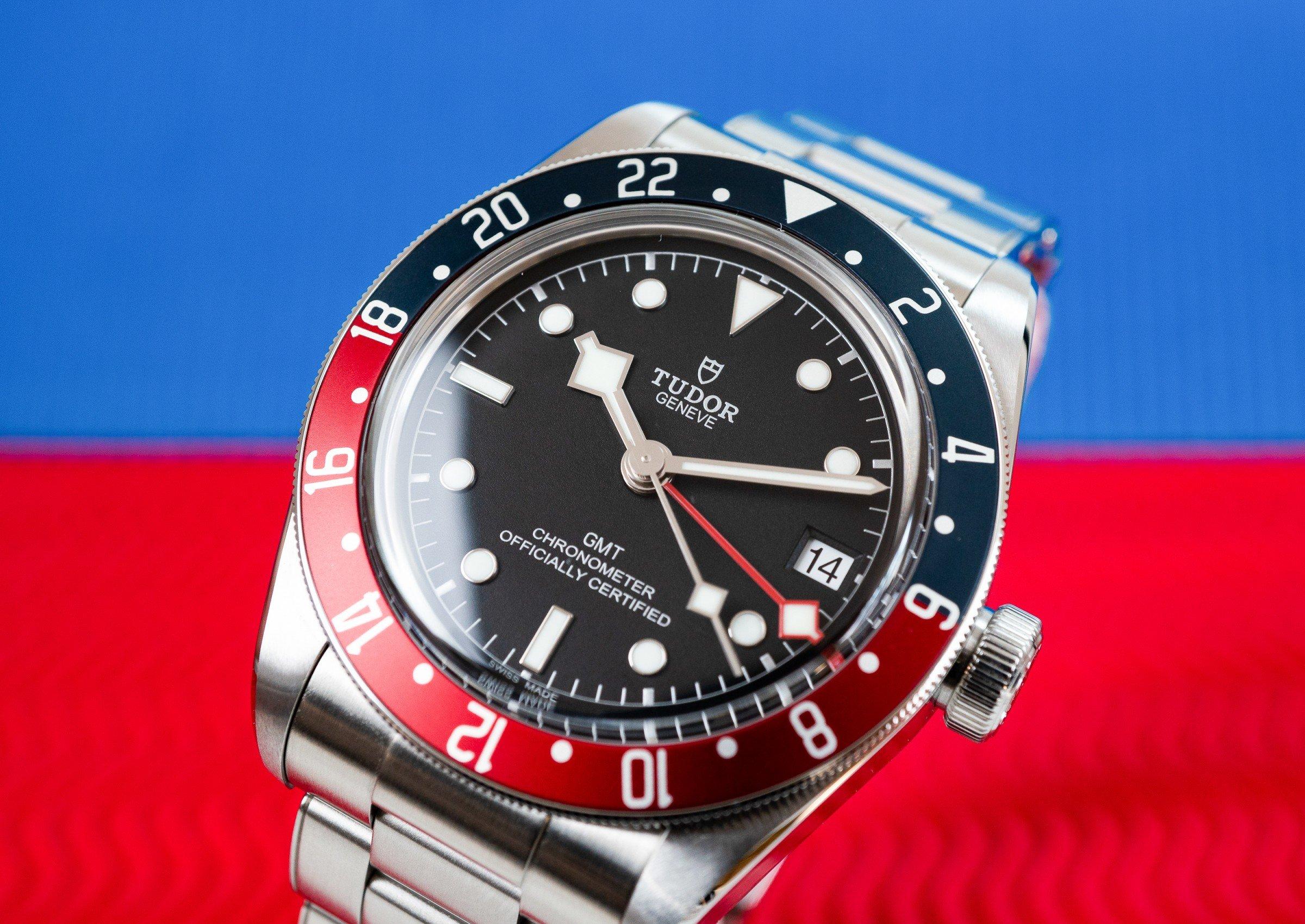 Tudor GMT Pepsi Black Bay Heritage-3