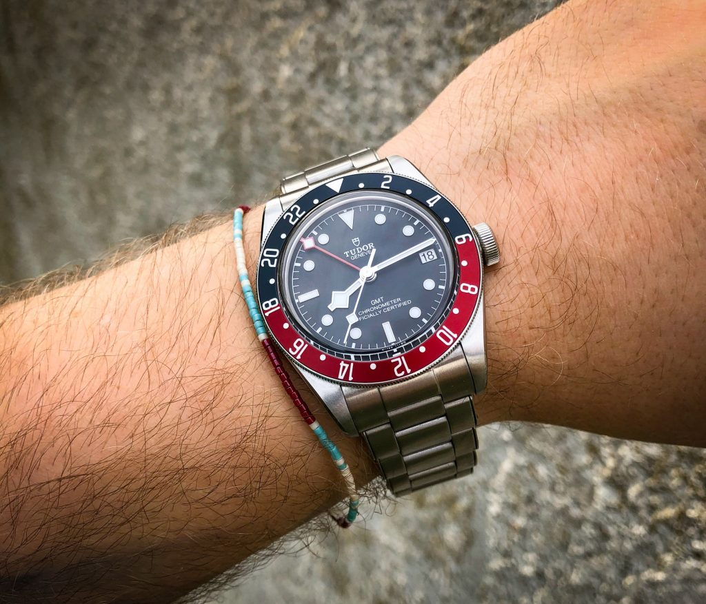 Tudor GMT on the Wrist