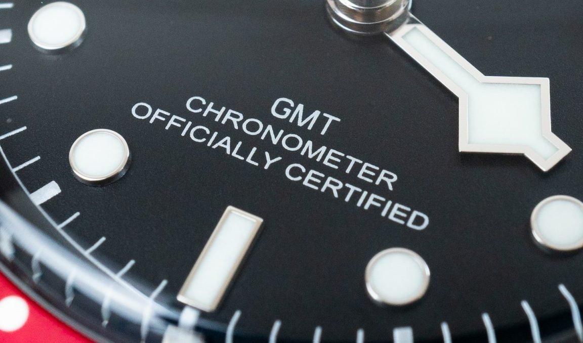 Tudor GMT Chronometer Manufakturwerk