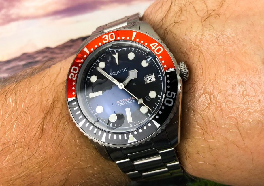 Read more about the article Gewinnspiel: Aquatico Sea Star 300 / Chrononautix über Facebook Messenger abonnieren