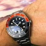 Tudor Pepsi GMT Homage Aquatico