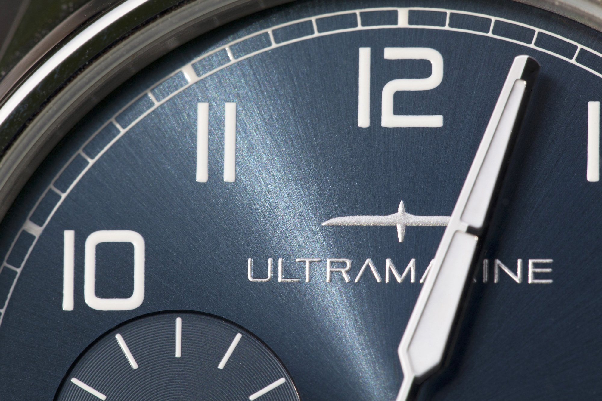 Ultramarine Watches Morse