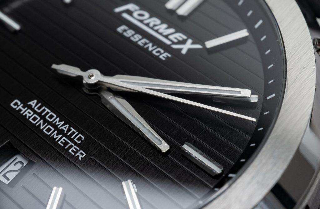 Zeiger Formex Essence Chrono Meter Kickstarter
