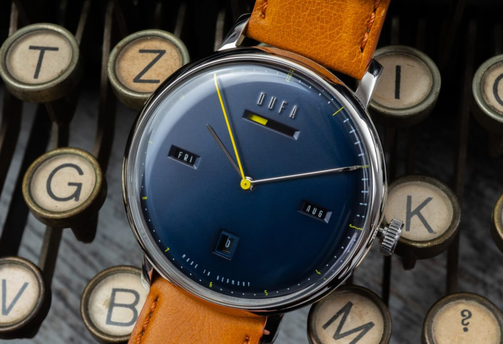 Dufa Aalto Automatic Power Reserve DF-9024 Made in Germany