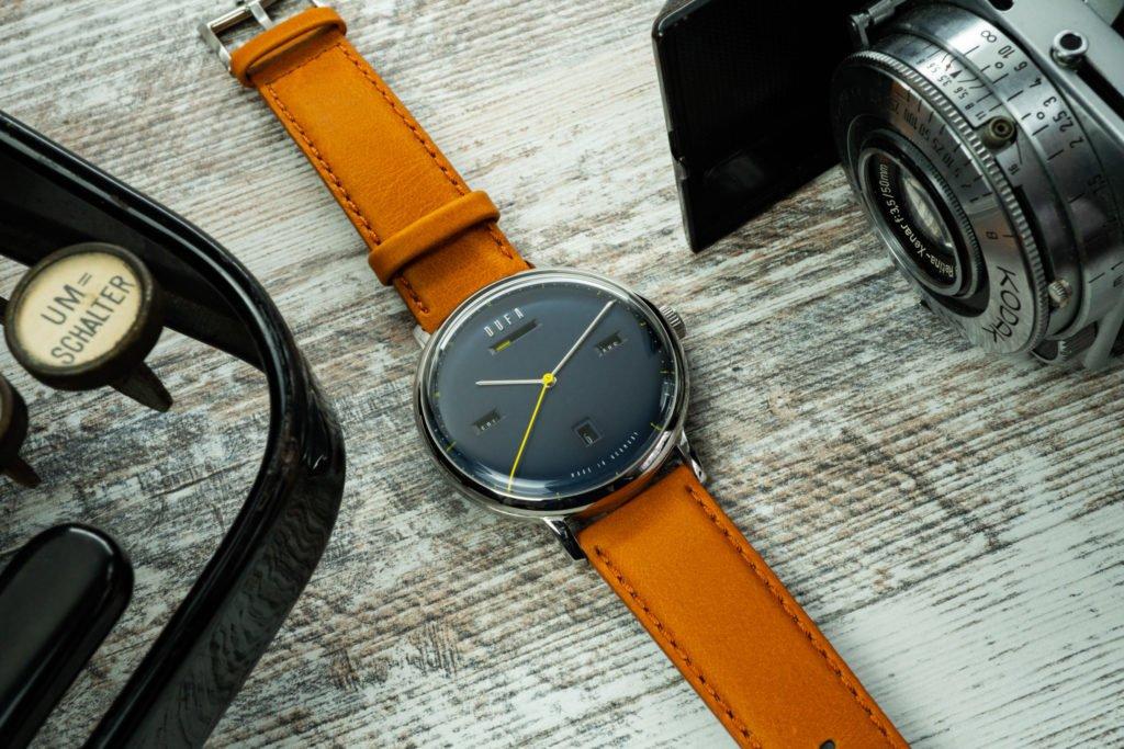 Dufa Deutsche Uhrenfabrik Thüringen Test