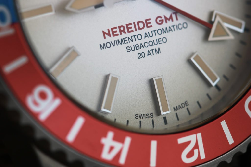 Nereide GMT Venice Watch