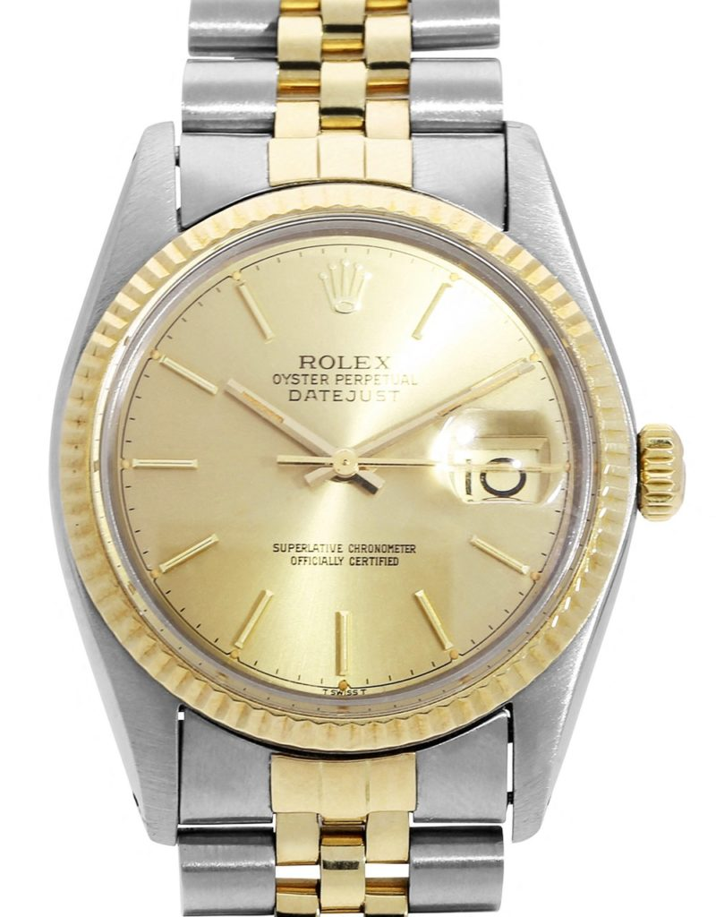 Rolex Datejust 16013 Tchibo Royal