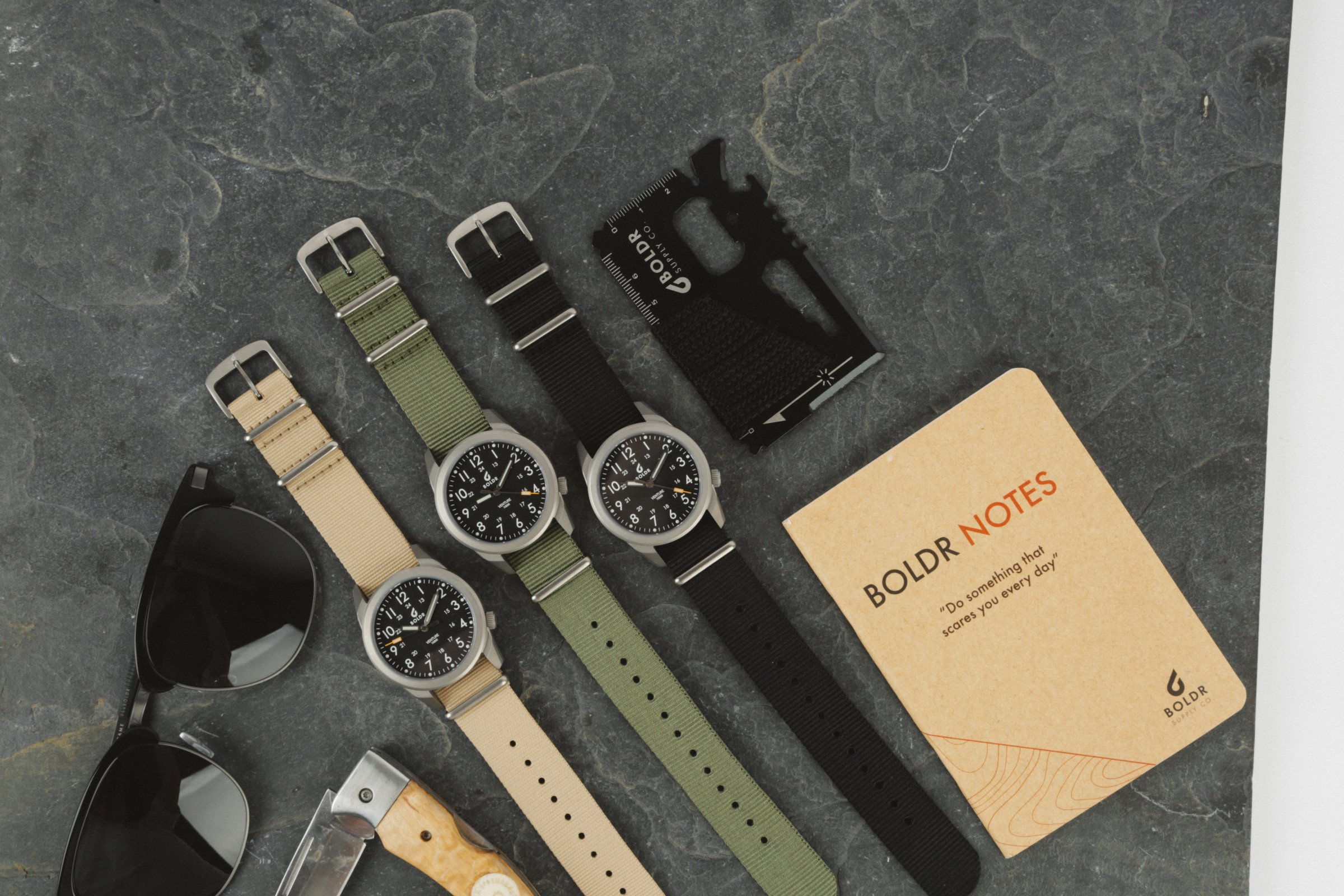 BOLDR Cheap Military Watch