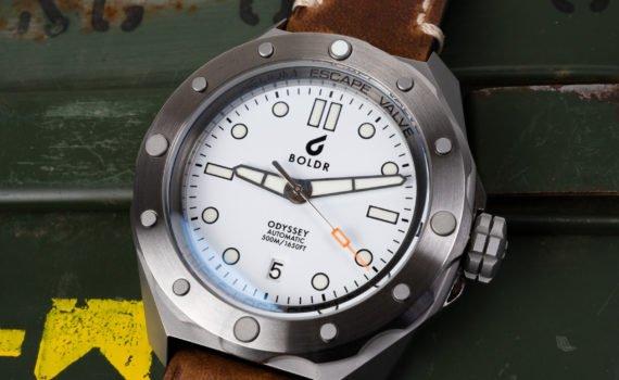BOLDR Uhren Test Odyssey