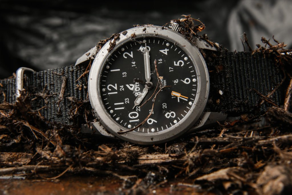 BOLDR Venture Field Watch ETA