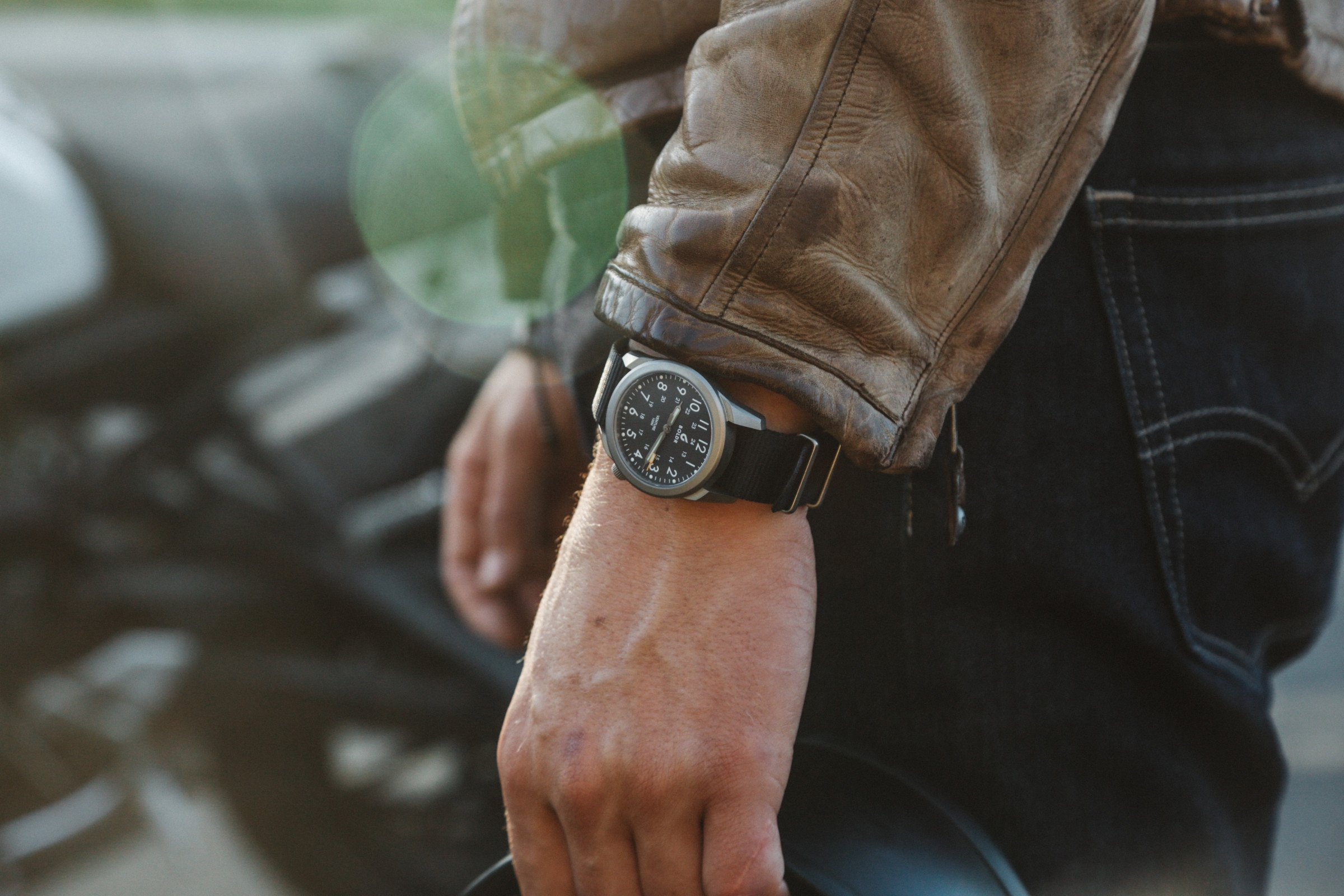BOLDR Venture Wrist Shot